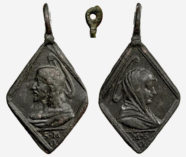 Recopilación medallas con el Rostro de Cristo ( Salvator Mvndi II) A075_d10