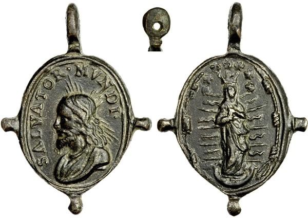 Recopilación medallas con el Rostro de Cristo ( Salvator Mvndi II) A10_je10