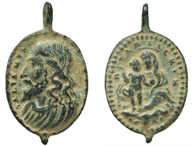 Recopilación medallas con el Rostro de Cristo ( Salvator Mvndi II) A12_je10