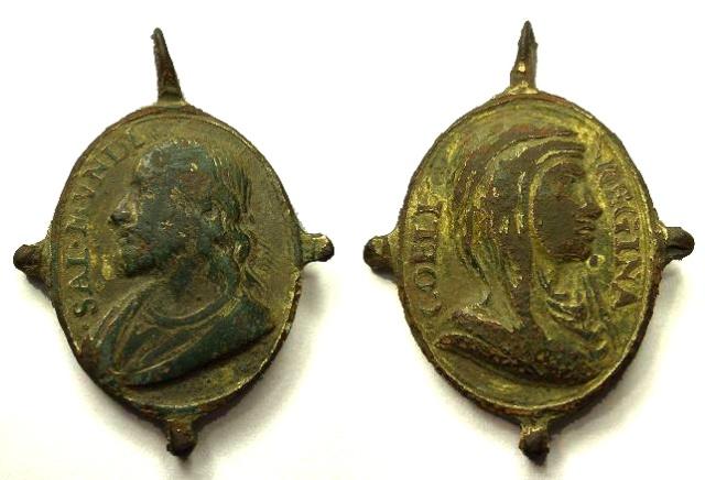 Recopilación medallas con el Rostro de Cristo ( Salvator Mvndi II) A5_jes10