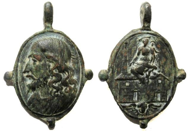 Recopilación medallas con el Rostro de Cristo ( Salvator Mvndi II) A9_jes10