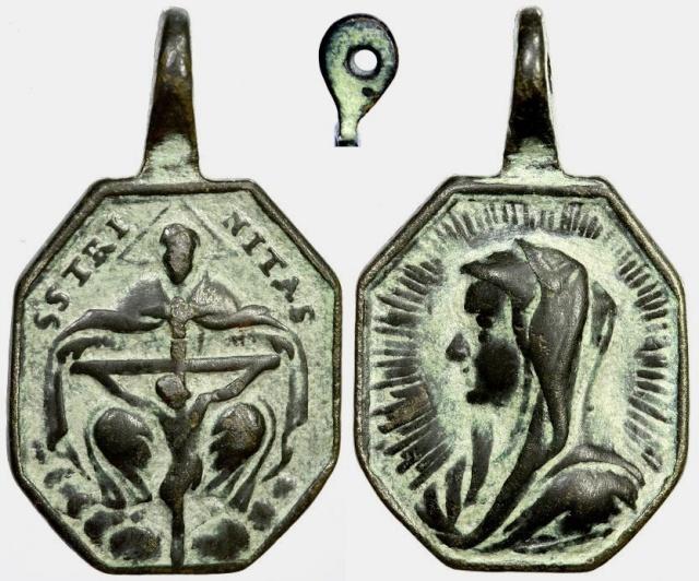 Recopilación medallas con el Rostro de Cristo ( Salvator Mvndi II) B105_d10
