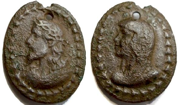Recopilación medallas con el Rostro de Cristo ( Salvator Mvndi II) B11_je10