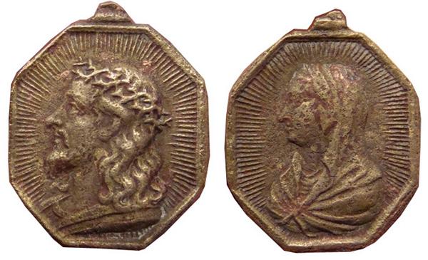 Recopilación medallas con el Rostro de Cristo ( Salvator Mvndi II) B16_je10