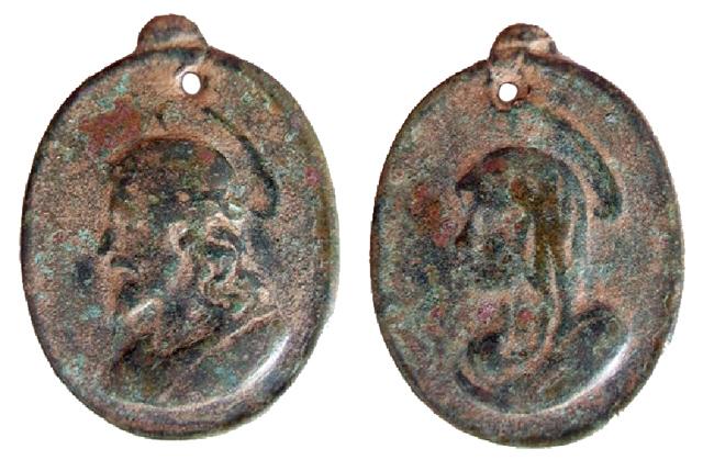 Recopilación medallas con el Rostro de Cristo ( Salvator Mvndi II) B19_je10