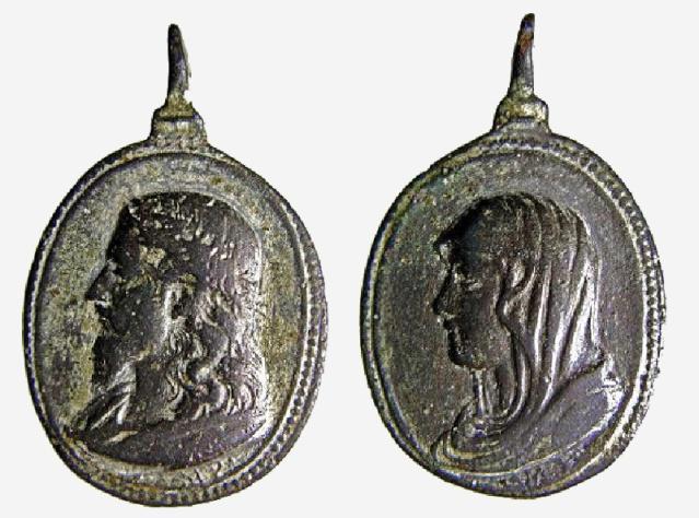 Recopilación medallas con el Rostro de Cristo ( Salvator Mvndi II) B20_je10
