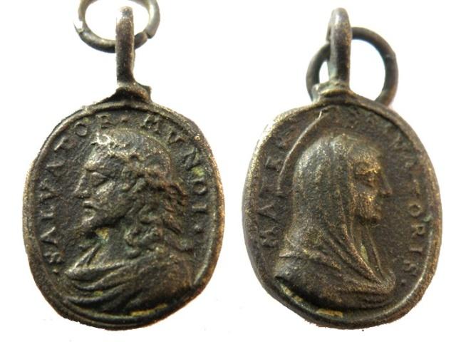Recopilación medallas con el Rostro de Cristo ( Salvator Mvndi II) B22_je10