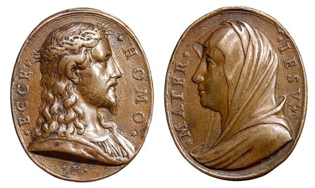 Recopilación medallas con el Rostro de Cristo ( Salvator Mvndi II) C10_je10