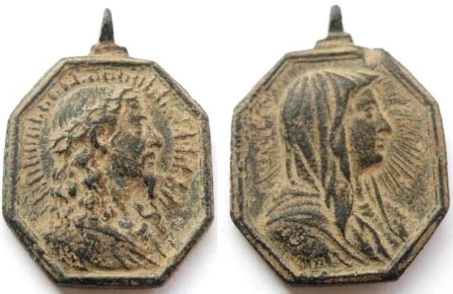 Recopilación medallas con el Rostro de Cristo ( Salvator Mvndi II) C14_je10
