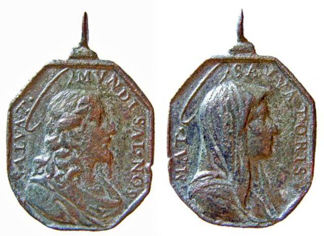 Recopilación medallas con el Rostro de Cristo ( Salvator Mvndi II) C17_je10