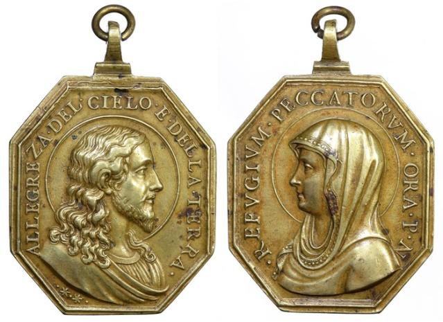 Recopilación medallas con el Rostro de Cristo ( Salvator Mvndi II) C19_je10