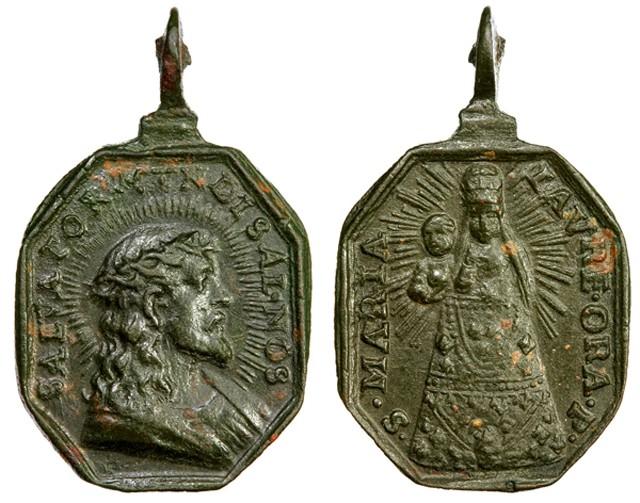 Recopilación medallas con el Rostro de Cristo ( Salvator Mvndi II) C21_je10