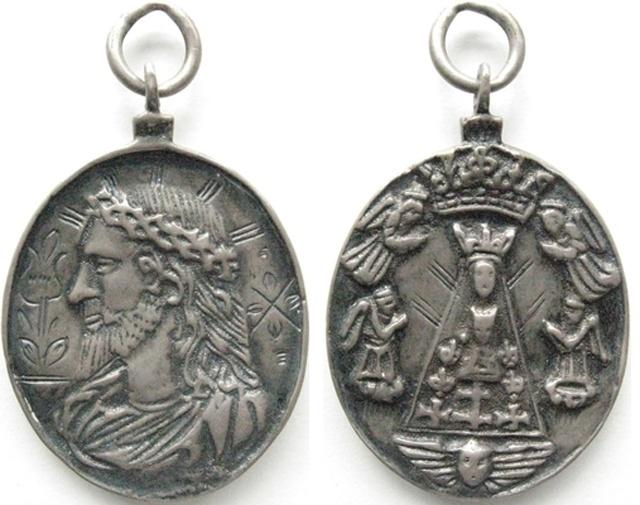 Recopilación medallas con el Rostro de Cristo ( Salvator Mvndi II) C22_je10
