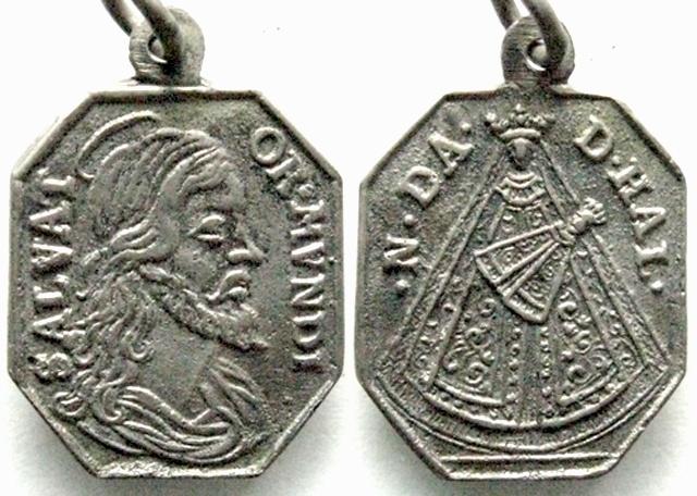 Recopilación medallas con el Rostro de Cristo ( Salvator Mvndi II) C23_ha10