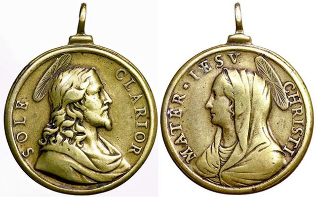Recopilación medallas con el Rostro de Cristo ( Salvator Mvndi II) C2_jes10