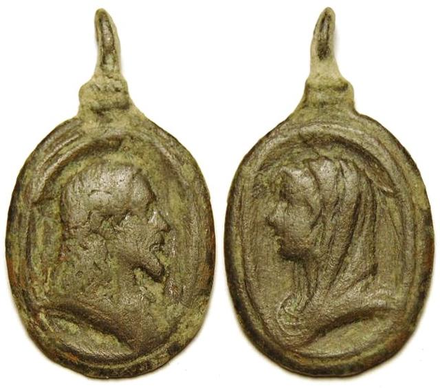 Recopilación medallas con el Rostro de Cristo ( Salvator Mvndi II) C8_jes10