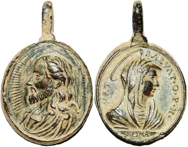 Recopilación medallas con el Rostro de Cristo ( Salvator Mvndi II) D2_jes10