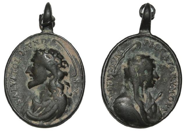 Recopilación medallas con el Rostro de Cristo ( Salvator Mvndi II) D4_jes10