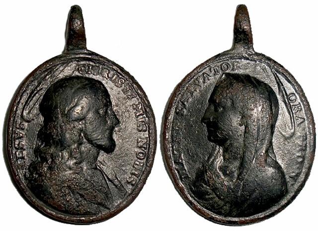 Recopilación medallas con el Rostro de Cristo ( Salvator Mvndi II) E11_je10