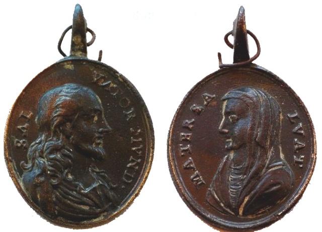 Recopilación medallas con el Rostro de Cristo ( Salvator Mvndi II) E13_je10