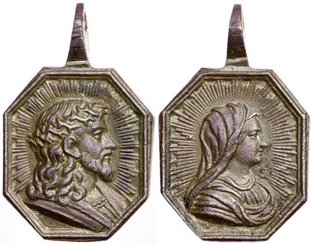 Recopilación medallas con el Rostro de Cristo ( Salvator Mvndi II) E14_je10