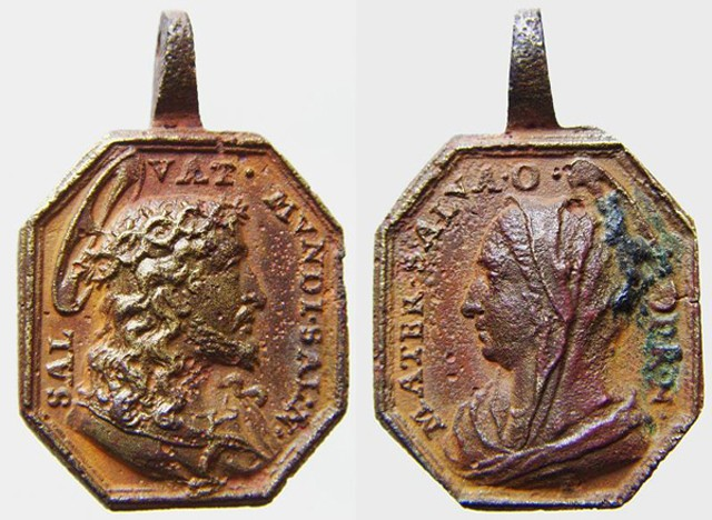 Recopilación medallas con el Rostro de Cristo ( Salvator Mvndi II) E15_je10