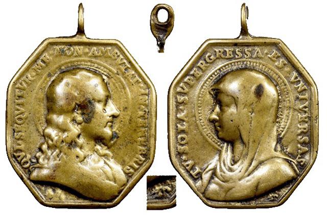 Recopilación medallas con el Rostro de Cristo ( Salvator Mvndi II) E16_je10