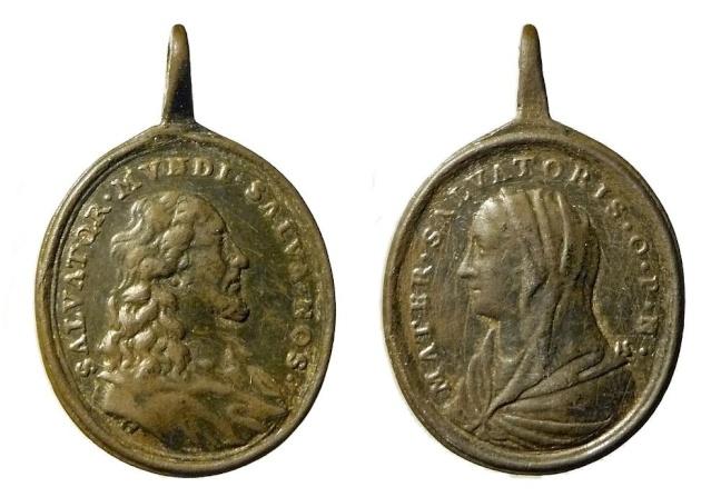 Recopilación medallas con el Rostro de Cristo ( Salvator Mvndi II) E6_jes10