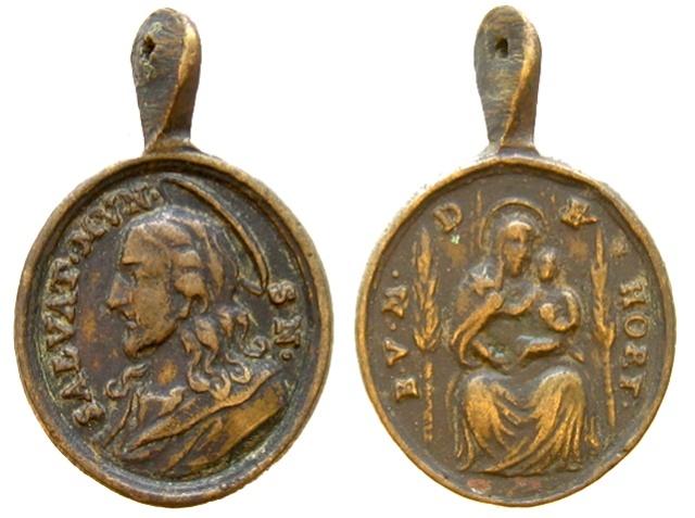 Recopilación medallas con el Rostro de Cristo ( Salvator Mvndi II) F1_hor10