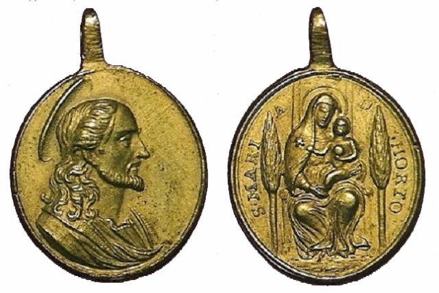 Recopilación medallas con el Rostro de Cristo ( Salvator Mvndi II) F5_hor10