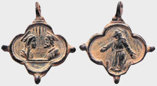 Recopilacion medallas  San Francisco de Asis Jesucr14
