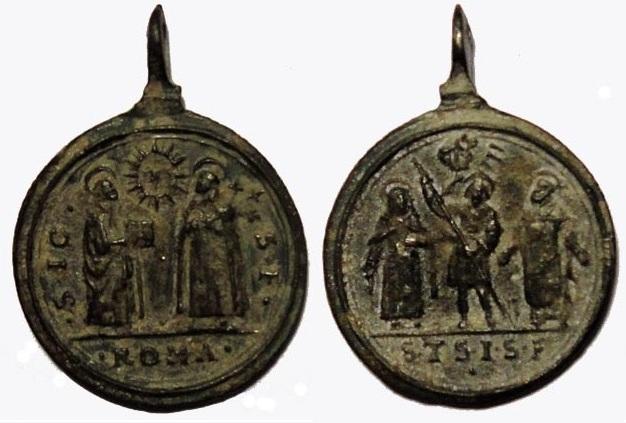 Recopilacion 180 medallas de San Ignacio de Loyola Z48_sa10