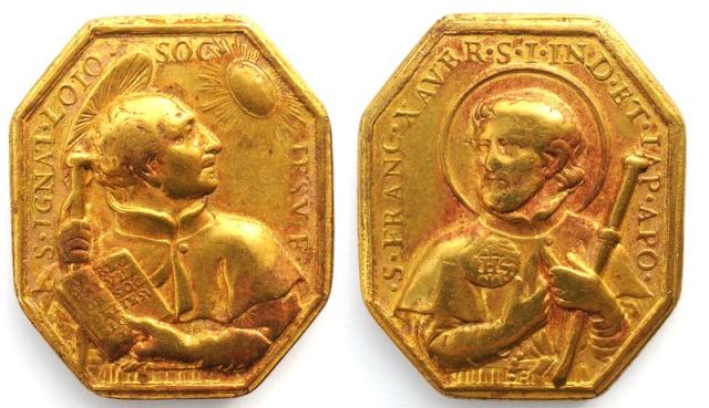 Recopilacion 180 medallas de San Ignacio de Loyola Z51_ig10