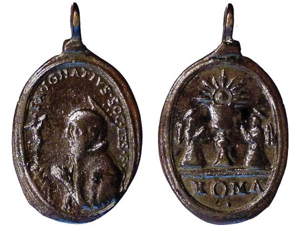Recopilacion 180 medallas de San Ignacio de Loyola Z52_ig10