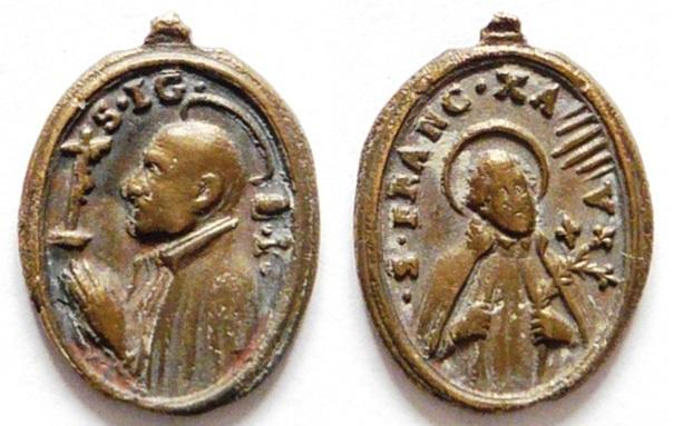Recopilacion 180 medallas de San Ignacio de Loyola Z54_ig10