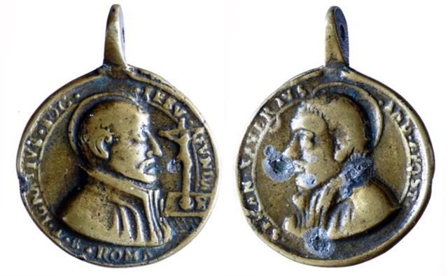 Recopilacion 180 medallas de San Ignacio de Loyola Z56_ig10