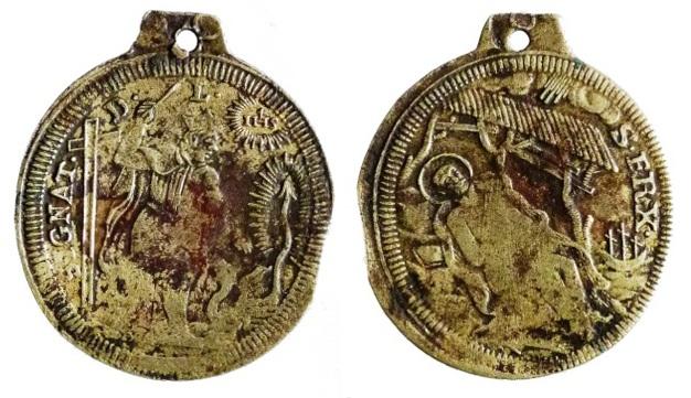Recopilacion 180 medallas de San Ignacio de Loyola Z57_ig10