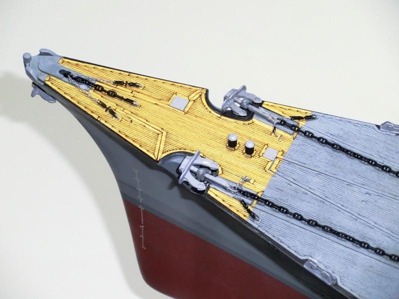 Bismarck 1:200 Trumpeter von Günter - Seite 7 Cimg0022