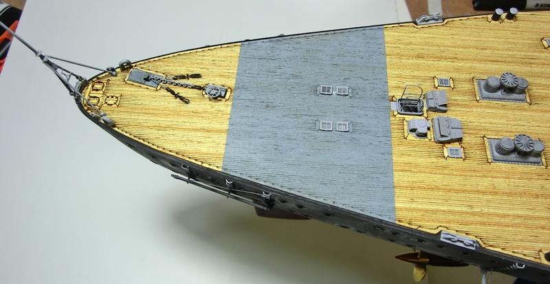 Bismarck 1:200 Trumpeter von Günter - Seite 7 Cimg0024
