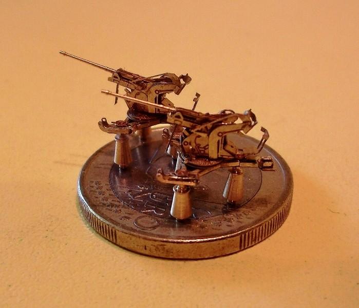 Bismarck 1:200 Trumpeter von Günter - Seite 7 Cimg0026