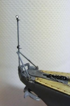 Bismarck 1:200 Trumpeter von Günter - Seite 7 Cimg0038