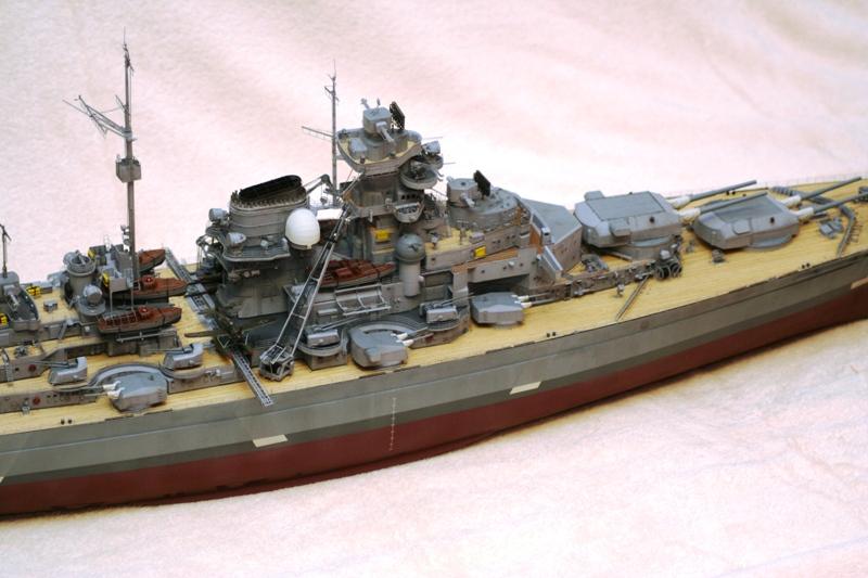 Bismarck 1:200 Trumpeter von Günter - Seite 7 Img_9513