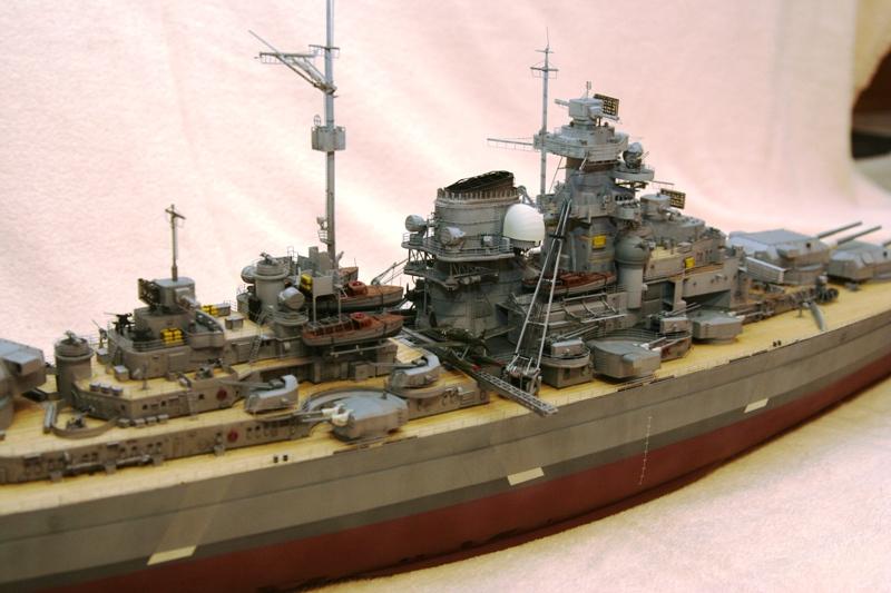 Bismarck 1:200 Trumpeter von Günter - Seite 7 Img_9514