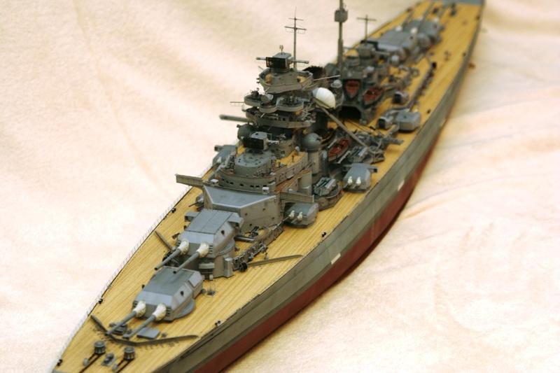 Bismarck 1:200 Trumpeter von Günter - Seite 7 Img_9612