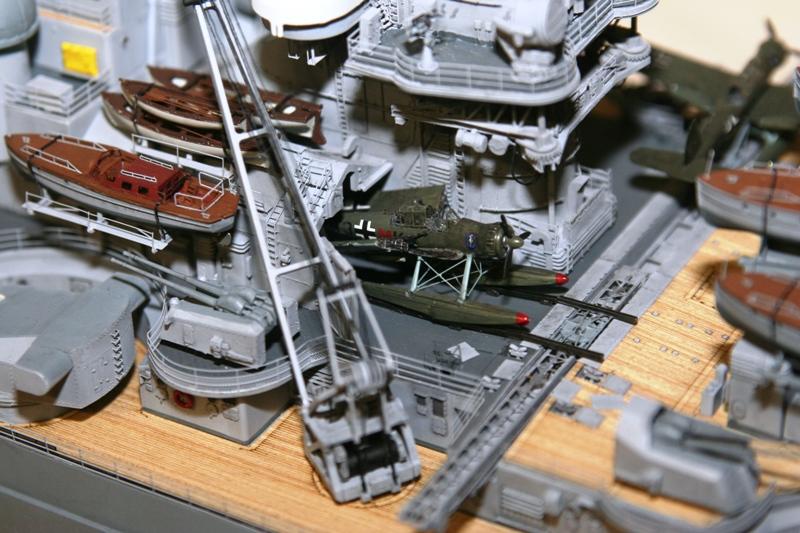 Bismarck 1:200 Trumpeter von Günter - Seite 7 Img_9614