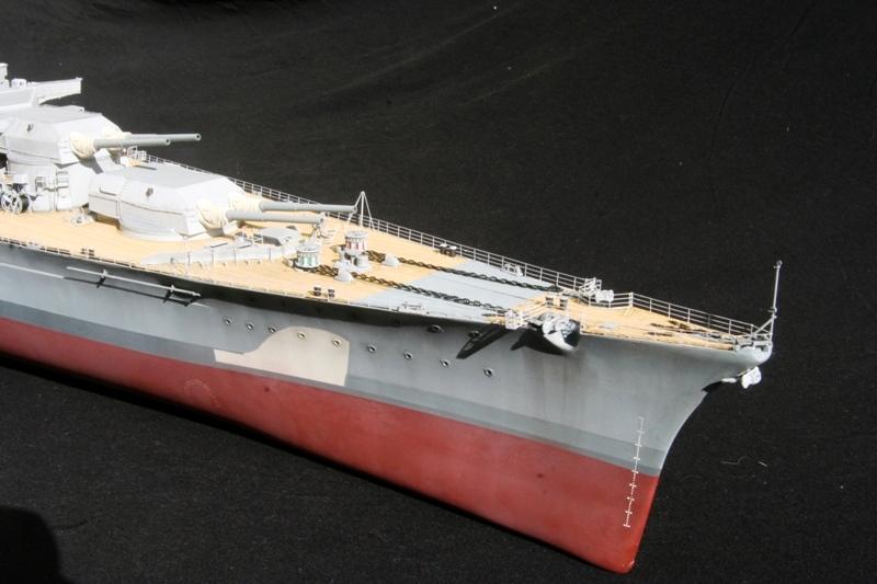 Bismarck 1:200 Trumpeter von Günter - Seite 7 Img_9617