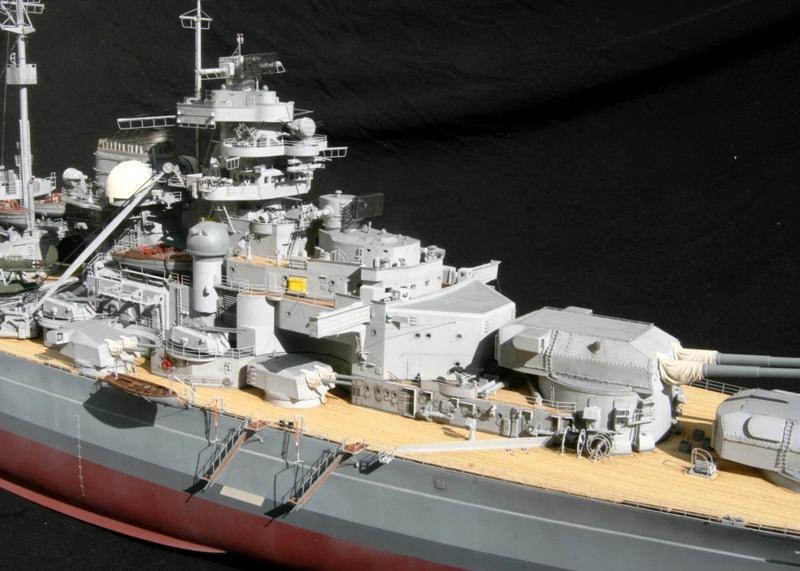 Bismarck 1:200 Trumpeter von Günter - Seite 7 Img_9618
