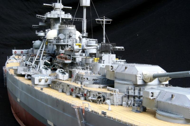 Bismarck 1:200 Trumpeter von Günter - Seite 7 Img_9621