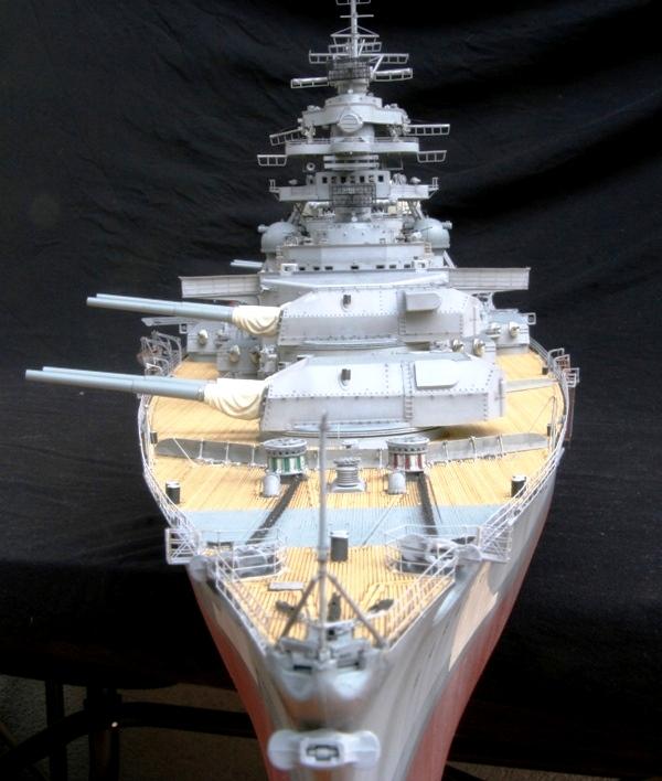 Bismarck 1:200 Trumpeter von Günter - Seite 7 Img_9622