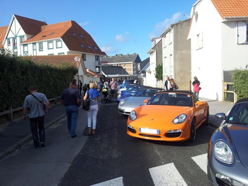 RDV Porsche dans le Nord 20130911